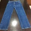 กางเกงlevi's505-0217 ผลิตในปี94 เลขกระดุม575 w34L30 USAผ้าหนานุ่มมากสีเข้ม