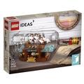 【台中翔智積木】LEGO 樂高 IDEAS 21313 瓶中船