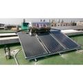 電控系統5年保固 高效能 開放桶 森林太陽能熱水器 3片400公升(含電熱+微電腦+基本安裝)年終特惠 加贈石灰質抑制器