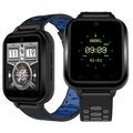 【IS愛思】08-AW 安卓系統4G LTE通話心率運動智慧手錶