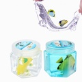 Sea Creatures Random Fish Crystal Slime DIY Transparent Slime Putty Antistress