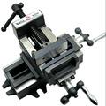十字平口鉗精密重型台虎鉗台鑽銑床用十字台鉗3寸4寸