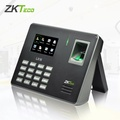ZKTeco 2.8 inch TFT USB Biometric Fingerprint Time Attendance Machine Time Clock Recorder Employee Checking-in/out Reader LX16