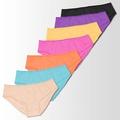 sloggi-Shine系列低腰三角內褲7件促銷包 M-EL(Y5色)