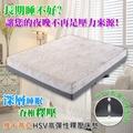 穗寶康生活館》雅卡蒂亞 HSV高彈性釋壓床墊-3尺 科技乳膠床墊(單人)