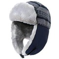 Siggi Womens Trapper Hat Faux Fur Aviator Hat With Ear Flaps Russian Mens  Winter Cold Weather 2afda4332c3f