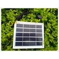 usb 6v 太陽能板 使用於 usb打氣 抽水馬達