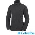 【美國Columbia哥倫比亞】女-刷毛外套-黑   UAR65970BK