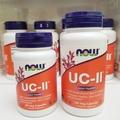 【現貨】NOW FOODS UC-II 非變性二型膠原蛋白 60顆 / 120顆  [美國正品]