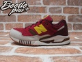 BEETLE PLUS NEW BALANCE M530KH KITH NYC CENTRAL PARK M530KH 店舖限定 楓葉 中央公園 酒紅 黃