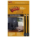 Quakehold! 4515 40-Inch Flat Screen TV Safety Strap - intl