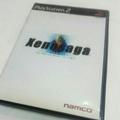 PS2 遊戲片 xenosaga