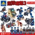 樂積木【當日出貨】開智 KY81040 猩球崛起 四款一組 八隻人偶 非樂高LEGO相容 積木 抽抽樂 電影 猩猩