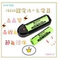 KINYO-18650鋰電池+充電器 鋰電池 充電器 充電電池 手電筒 電池式 三號電池 CQ650-12