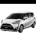 Toyota sienta 電動尾門