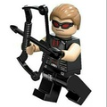 [Jacky] x Lego 樂高 6867 Hawkeye 鷹眼  Avengers Marvel
