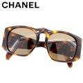 73bb0e9d23 香奈爾CHANEL太陽眼鏡眼鏡眼罩女孩子男孩可的小孩玳瑁花紋棕色