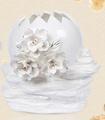 歐式花瓶擺件高檔陶瓷白色客廳電視櫃擺設