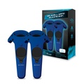 Hyperkin GelShell Controller Silicone Skin for HTC Vive Pro/ HTC Vive (Blue) (2-Pack)