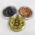 比特幣 Bitcoin BTC 乙太幣 萊特幣 虛擬幣 礦工 硬幣 紀念幣 收藏 娛樂