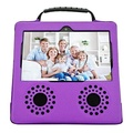 FastSnail Carrying Case for Amazon Echo Show, Protection Case Cover for Amazon Echo Show Purple - intl