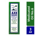 Axe Brand Medicated Oil No.6
