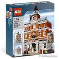 LEGO 10224 Town Hall 樂高街景系列【必買站】樂高盒組