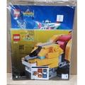 【台中翔智積木】LEGO 樂高 21311 Voltron 聖戰士 五獅合體 貼紙+說明書