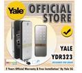 Yale Digital RFID Card Locks - YDR323