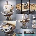 🌸日本原裝進口🌸特価日版 正品 海賊王 超合金 黃金梅利號 前進梅利號 梅莉號