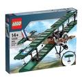全新 樂高 LEGO 10226 Sopwith Camel 雙翼 戰鬥機 螺旋槳 復古 飛機