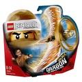 樂高積木 LEGO《 LT70644 》NINJAGO 旋風忍者系列 - 黃金飛龍大師
