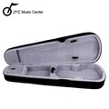【JYC Music】小提琴三角琴盒4/4(淺灰)