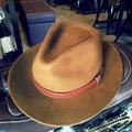 Brixton 紳士帽