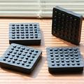 【台南鴻運】Acuslik-labor魔豆神奇墊材 四入一組(CP值最高的喇叭音響墊材)