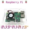 【樹莓派Raspberry Pi】六片透明式外殼加風扇(Raspberry Pi 樹莓派 B+Pi 2  Pi 3)