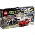 LEGO 樂高積木 Speed Champions 系列 LT75874 Chevrolet Cam aro Drag
