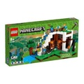 LEGO 樂高 Minecraft The Waterfall Base 21134