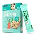 (1800折200)韓國【Bebecook寶膳】智慧媽媽 初食拌飯香鬆 海苔魷魚28g