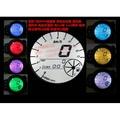 YAMAHA BWS 7色背光可調改裝液晶表 BWS 化油車指針改液晶碼表 碼錶總成 直上 適用多款機車