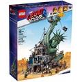 免運[BrickHouse] LEGO 樂高 70840 自由女神 廢墟 全新未拆
