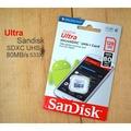 【中壢NOVA-水世界】SanDisk Micro Ultra【C10 128G R80MB/s 533X】公司貨