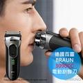 【配件王】現貨 日本 德國百靈 BRAUN 3090CC 3系列 電動刮鬍刀 浮動三刀頭 乾濕兩用 可水洗
