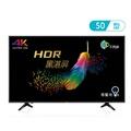 BenQ 明碁 J50-700 50吋4KUHD HDR連網大型液晶顯示器 電視+視訊盒(DT170T)