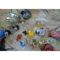 各式扭蛋+娃娃機商品