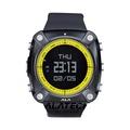 【ALATECH】OP100-B 多功能戶外登山錶 (黑色)