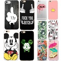 Case For iphone 5s 5 s se Case Cover Mickey Minnie Silicone Soft Shell Cover For Apple iPhone 6s 6 s 7 8 plus xs x 10 Bags Funda