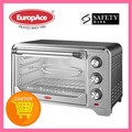 EuropAce 20L Electric Oven With Rotisserie EEO2201S