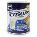 Abbott Ensure Life Milk Powder Nutritional Meal Replacement 850g - Vanilla