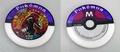 SEGA 神奇寶貝戰鬥圓盤 正版 固拉多